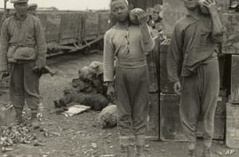 China's WW I Effort Draws New Attention