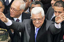 Abbas Defiant After 'Palestine Papers' Release