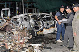 Violence in Southern Thailand Claims 4 Lives