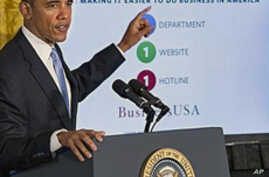 Obama Pledges Company Incentives to Boost Employment
