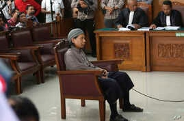 Indonesia Militant Trial