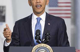 Obama: March Jobless Numbers 'Good News'