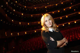 """Author J.K. Rowling poses for a portrait while publicizing her adult fiction book """"The Casual Vacancy"""" at Lincoln Center in New York October 16, 2012."""