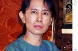Japan: Burma Could Ease Aung San Suu Kyi's Detention
