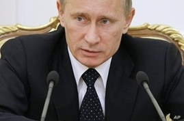 Putin Vows Retribution for Moscow Airport Bombing