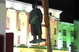 Stalin Statue Roils Georgia 60 Years After Dictator's Death