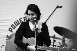 Laurie Levine's Six Winters album is set for a UK release, something that excites the artist – but she's keeping her feet on the ground
