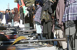 Analysts Cautious About Chances for Taliban Peace Talks