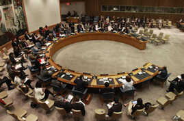 UN Security Council Still Discussing Syrian Resolution