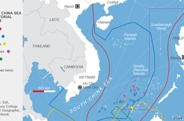 South China Sea Territorial Claims