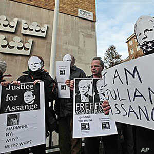 Assange Remains Behind Bars But Pro-WikiLeaks Hackers Continue Attacks