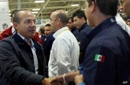 Automaker Chrysler Opens $570 Million Plant in Mexico