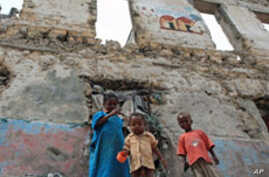 UNICEF Issues Urgent Appeal for Children in Somalia