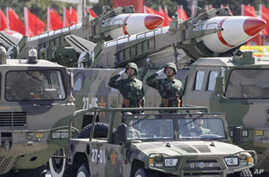 Taiwan Looks to US to Counter China's Military Might