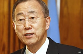 Ban Says Security Council Understands 'Urgency' of Syria Situation