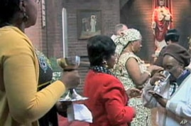 Africans in London Celebrate Papal Visit