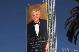 Hollywood Gets Ready for Oscars