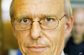 Ambassador Sten Rylander (file photo)