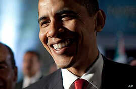 Obama Tries to Rally Democrats for November Elections