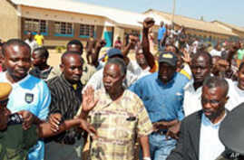 Sata Holds Lead in Zambian Presidential Poll