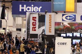 Consumer Electronics Put On Show for Fickle Consumers