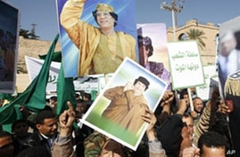 HRW Says 24 Killed in Libyan 'Day of Rage' Protests