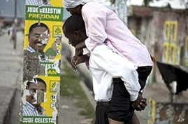 Haitians Prepare to Vote in National Election Sunday