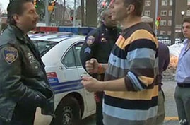 Baltimore Police Officer Helps Jewish Community