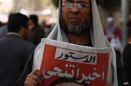 Egypt's Muslim Brotherhood to Launch Political Party