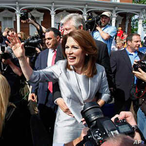 Conservative Favorite Michele Bachmann Launches US Presidential Bid