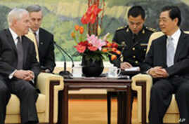 China Stresses It Must Work With US