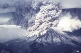 Mount St. Helens erupted with such force that it killed 57 people, destroyed 52,000 hectares of forest, and sent an ash plume so high it circled the globe.