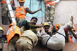 Staff Charged in Deadly India Hospital Fire