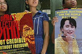 Analysts: Only Cosmetic Changes Expected From Burmese Elections