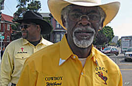 After the Civil War and emancipation, many black cowboys took their skills with horses and cattle and headed west.