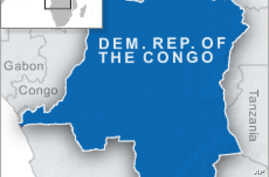 Fighting in Congo Displaces 100,000 Civilians