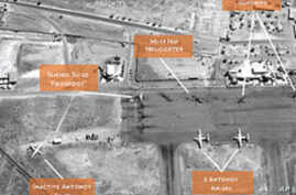 Satellite Images Show Sudan Air Power Build-up