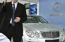 Massive Indian Luxury Car Buy Attracts Attention