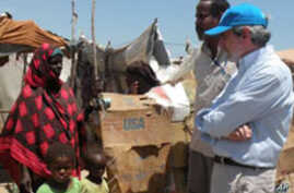 UN Says Somalis in Need of International Protection