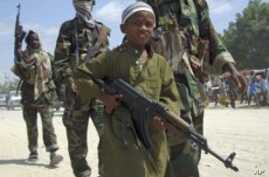 Aid Workers Say Child Soldiers Involved in Escalating Somali Violence
