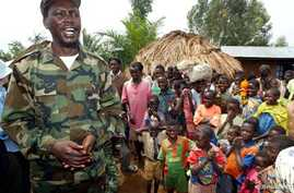 Congolese warlord Thomas Lubanga led the Patriotic Forces for the Liberation of the Congo, a rebel militia intent on controlling the gold-rich Ituri region in the DRC.
