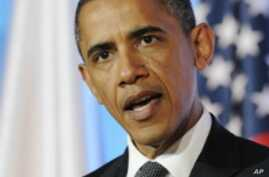 Obama Reaffirms US-Europe Bond