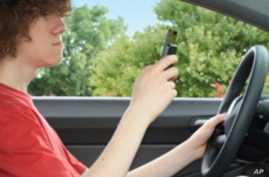 Distracted driving, caused by using a cell phone, is the leading cause of death among teenage drivers in the United States.