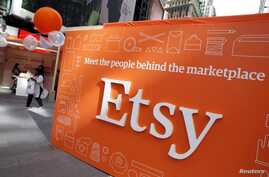 Etsy debuts successfully in Wallstreet