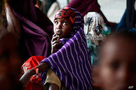 More Food Aid Needed in E. Africa