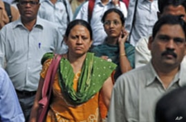 India Challenged to Provide Jobs, Education to Young Population