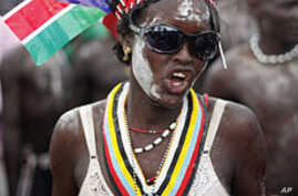 Nations Move to Recognize South Sudan