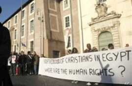 US Commission Cites Egypt for Violating Religious Freedoms