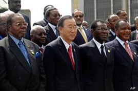 African Union Summit Ends Monday