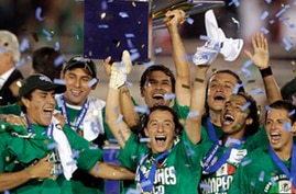 Mexico Beats US in CONCACAF Final
